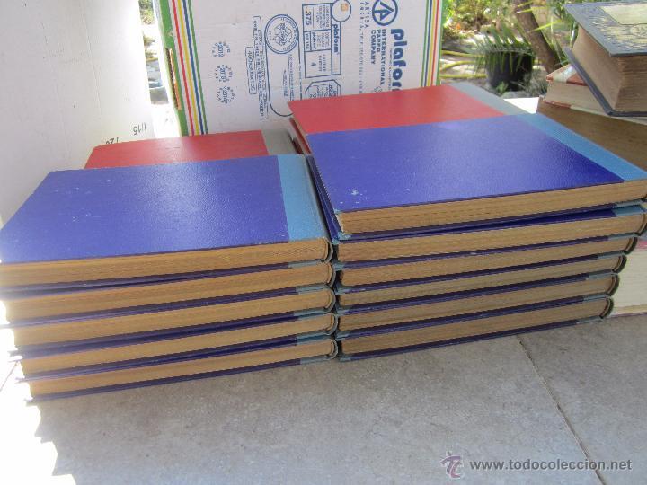Tebeos: el guerrero del antifaz completa , encuadernada en 19 tomos , original , valenciana - Foto 4 - 53953620