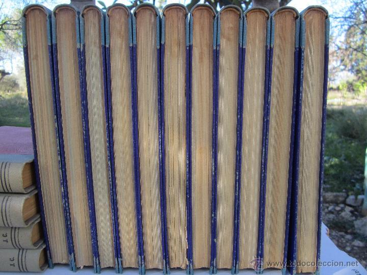 Tebeos: el guerrero del antifaz completa , encuadernada en 19 tomos , original , valenciana - Foto 11 - 53953620