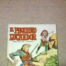 Tebeos: EL PEQUEÑO LUCHADOR - Nº12 - EDIVAL SELECCION AVENTURERA - 1977. Lote 125678716