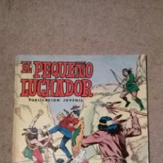 Tebeos: EL PEQUEÑO LUCHADOR - Nº13 - EDIVAL - SELECCION AVENTURERA - 1977. Lote 54014398