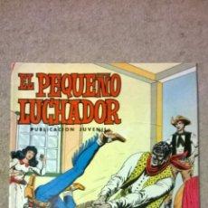 Tebeos: EL PEQUEÑO LUCHADOR - Nº60 - EDIVAL - SELECCION AVENTURERA - 1978. Lote 54014490