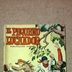 Tebeos: EL PEQUEÑO LUCHADOR - Nº73 - EDIVAL - SELECCION AVENTURERA - 1978. Lote 54014547
