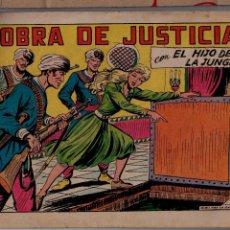 Tebeos: ED.VALENCIANA. EL HIJO DE LA JUNGLA. Nº 32 (ORIGINAL) VALENCIA 1956. Lote 54026305