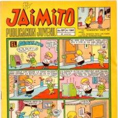 Tebeos: Nº 1049 JAIMITO, EDITORIAL VALENCIANA, S. A., VALENCIA, 1945-1984. Lote 54073569
