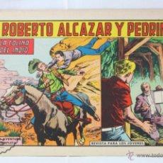 Livros de Banda Desenhada: CÓMIC ROBERTO ALCÁZAR Y PEDRÍN. Nº 774. LA COLINA DEL INDIO - ED. VALENCIANA, AÑO 1967. Lote 54098113