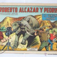 Livros de Banda Desenhada: CÓMIC ROBERTO ALCÁZAR Y PEDRÍN. Nº 787. LA VENTANA MÁGICA - ED. VALENCIANA, AÑO 1967. Lote 54098767