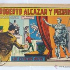 Tebeos: CÓMIC ROBERTO ALCÁZAR Y PEDRÍN. Nº 804. LAS ESTATUAS ROTAS - ED. VALENCIANA, AÑO 1968. Lote 54098926
