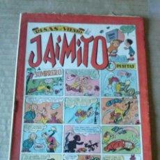 Tebeos: JAIMITO Nº 84- RISAS AL VIENTO - VALENCIANA - TA. Lote 54181692
