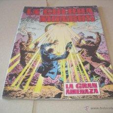 Livros de Banda Desenhada: RESERVADO LUIS LA GUERRA DE LOS MUNDOS SERIE COMPLETA 4 EJEMPLARES 1-4 EDITORIAL VALENCIANA. Lote 54198176