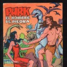 Tebeos: LOTE PURK EL HOMBRE DE PIEDRA. Lote 54259452