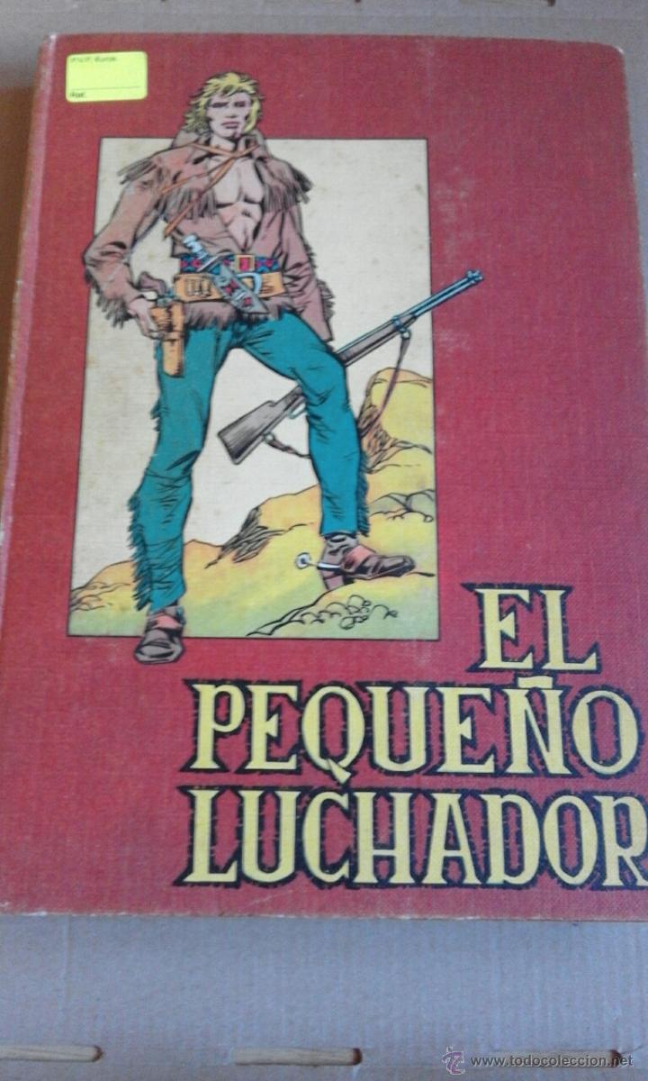 EL PEQUEÑO LUCHADOR TOMO Nº3 - VALENCIANA 1977 (Tebeos y Comics - Valenciana - Pequeño Luchador)