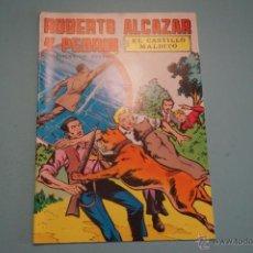 Tebeos: CÓMIC DE:ROBERTO ALCAZAR Y PEDRIN,EL CASTILLO MALDITO,Nº 3,AÑO 1976,DE EDIVAL,LOTE 10. Lote 54330844