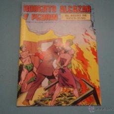 Tebeos: CÓMIC DE:ROBERTO ALCAZAR Y PEDRIN,EL REINO DE SHER-SING,Nº 12,AÑO 1976,DE EDIVAL,LOTE 10. Lote 54331565