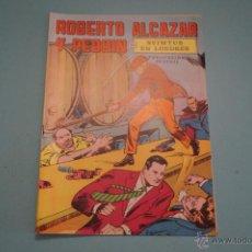 Tebeos: CÓMIC DE:ROBERTO ALCAZAR Y PEDRIN,SVIMTUS EN LONDRES,Nº 7,AÑO 1976,DE EDIVAL,LOTE 10. Lote 54331622