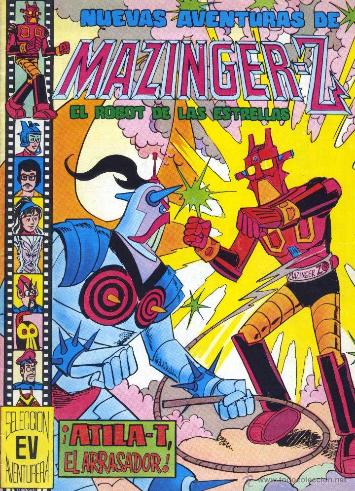 MAZINGER Z Nº21. EDITORIAL VALENCIANA, 1979. DIBUJOS DE SANCHIS, EL AUTOR DE PUMBY (Tebeos y Comics - Valenciana - Otros)