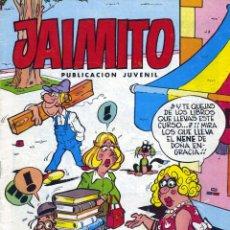 Tebeos: JAIMITO 1683. EDITORIAL VALENCIANA, 1984. DIBUJOS DE GUERRERO, LICERAS, CARBÓ, LUIS RUBIO, RADI.... Lote 54396632