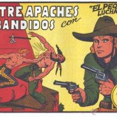 Tebeos: EL PEQUEÑO LUCHADOR Nº5. MANUEL GAGO (DIBUJANTE DE EL GUERRERO DEL ANTIFAZ). REEDICIÓN. Lote 54472944