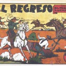 Tebeos: EL PEQUEÑO LUCHADOR Nº7. DIBUJOS DE MANUEL GAGO, AUTOR DE EL GUERRERO DEL ANTIFAZ. REEDICIÓN. Lote 54473121