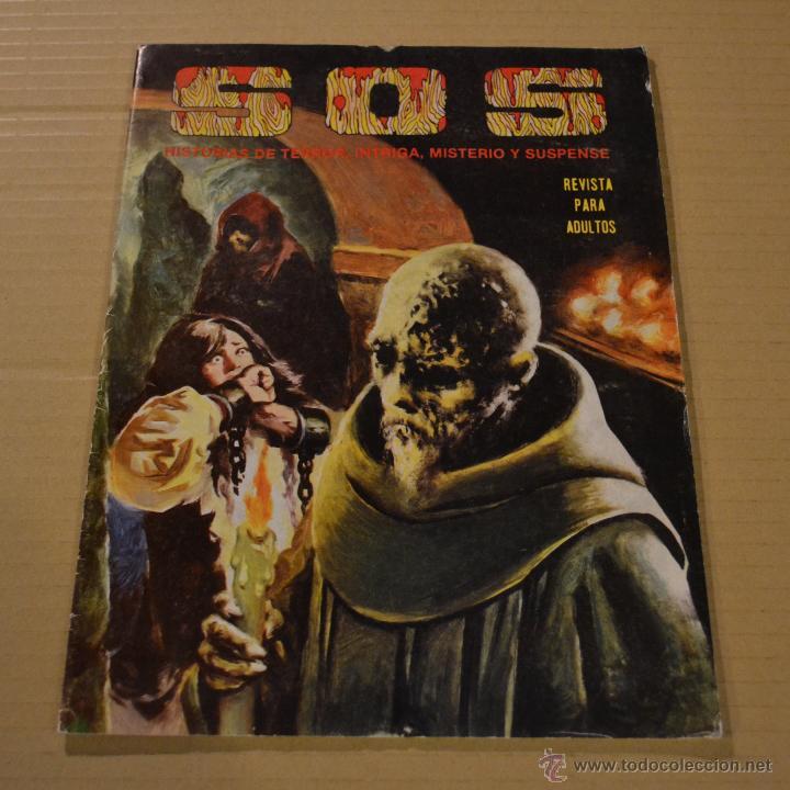 SOS, Nº 54. SEGUNDA EPOCA. VALENCIANA. LITERACOMIC. (Tebeos y Comics - Valenciana - S.O.S)