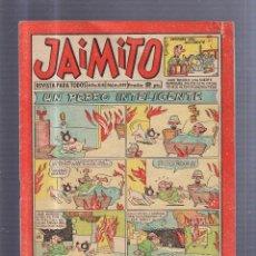 Tebeos: TEBEO JAIMITO. REVISTA PARA TODOS. AÑO XIII. Nº 449. UN PERRO INTELIGENTE. Lote 54485080