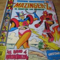Tebeos - editorial valenciana. seleccion aventurera. nuevas aventuras de mazinger-z.- num. 137 - 54517547