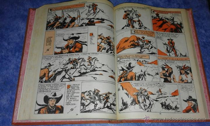 Tebeos: EL PEQUEÑO LUCHADOR TOMO Nº4 - VALENCIANA 1977 - Foto 2 - 54540070