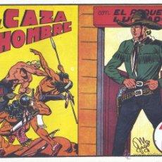 Tebeos: EL PEQUEÑO LUCHADOR Nº18. DIBUJOS DE MANUEL GAGO, AUTOR DE EL GUERRERO DEL ANTIFAZ. REEDICIÓN. Lote 54545082