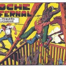 Tebeos: EL PEQUEÑO LUCHADOR Nº20. DIBUJOS DE MANUEL GAGO, AUTOR DE EL GUERRERO DEL ANTIFAZ. REEDICIÓN. Lote 54545346