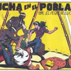 Tebeos: EL PEQUEÑO LUCHADOR Nº22. DIBUJOS DE MANUEL GAGO, AUTOR DE EL GUERRERO DEL ANTIFAZ. REEDICIÓN. Lote 54564042