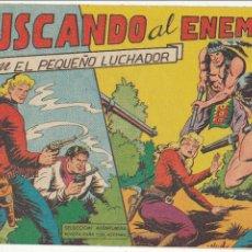 Tebeos: EL PEQUEÑO LUCHADOR Nº 73. VALENCIANA 1960.. Lote 54572215