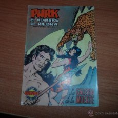 Tebeos: PURK EL HOMBRE DE PIEDRA EDITORIAL VALENCIANA 1974. Lote 54583213