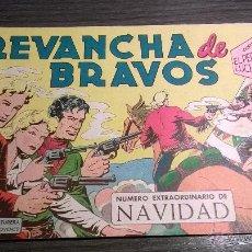 Tebeos: EL PEQUEÑO LUCHADOR - Nº58 - NUMERO EXTRAORDINARIO NAVIDAD - REVANCHA DE BRAVOS - AÑO 1961. Lote 54597849