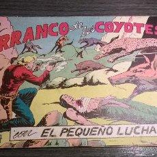 Tebeos: EL PEQUEÑO LUCHADOR - Nº59 - EL BARRANCO DE LOS COYOTES - AÑO 1961. Lote 54597859