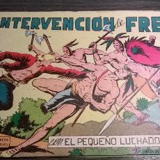 Tebeos: EL PEQUEÑO LUCHADOR - Nº61 - LA INTERVENCION DE FRED - AÑO 1961. Lote 54597882