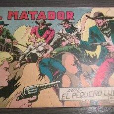 Tebeos: EL PEQUEÑO LUCHADOR - Nº65 - EL MATADOR - AÑO 1961. Lote 54597934