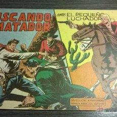 Tebeos: EL PEQUEÑO LUCHADOR - Nº66 - BUSCANDO A MATADOR - AÑO 1961. Lote 54597954