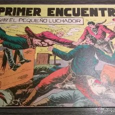 Tebeos: EL PEQUEÑO LUCHADOR - Nº67 - EL PRIMER ENCUENTRO - AÑO 1961. Lote 54597962