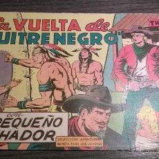 Tebeos: EL PEQUEÑO LUCHADOR - Nº68 - LA VUELTA DE BUITRE NEGRO - AÑO 1962. Lote 54597982