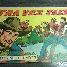 Tebeos: EL PEQUEÑO LUCHADOR - Nº69 - OTRA VEZ JACK - AÑO 1962. Lote 54597987