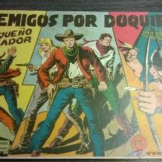 Tebeos: EL PEQUEÑO LUCHADOR - Nº70 - ENEMIGOS POR DOQUIER - AÑO 1962. Lote 54597998