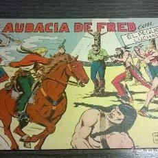 Tebeos: EL PEQUEÑO LUCHADOR - Nº74 - LA AUDACIA DE FRED - AÑO 1962. Lote 54598036