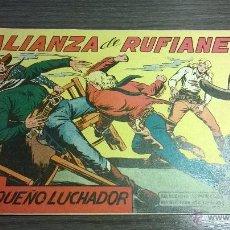 Tebeos: EL PEQUEÑO LUCHADOR - Nº80 - ALIANZA DE RUFIANES - AÑO 1962. Lote 54598096