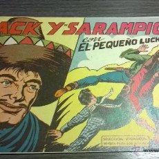 Tebeos: EL PEQUEÑO LUCHADOR - Nº92 - JACK Y SARAMPION - AÑO 1962. Lote 54598192