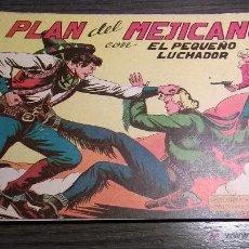 Tebeos: EL PEQUEÑO LUCHADOR - Nº93 - EL PLAN DEL MEJICANO - AÑO 1962. Lote 54598198
