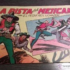 Tebeos: EL PEQUEÑO LUCHADOR - Nº97 - LA PISTA DEL MEJICANO - AÑO 1962. Lote 54598238