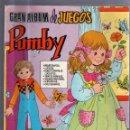 Tebeos: TEBEO GRAN ALBUM DE JUEGOS. PUMBY. Nº 5.. Lote 54627074