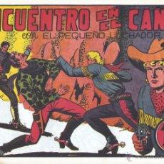 Tebeos: EL PEQUEÑO LUCHADOR Nº29. DIBUJOS DE MANUEL GAGO, AUTOR DE EL GUERRERO DEL ANTIFAZ. REEDICIÓN. Lote 54638951