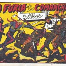 Tebeos: EL PEQUEÑO LUCHADOR Nº32. DIBUJOS DE MANUEL GAGO, AUTOR DE EL GUERRERO DEL ANTIFAZ, PURK. REEDICIÓN. Lote 54680184