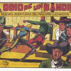Tebeos: EL PEQUEÑO LUCHADOR Nº34. DIBUJOS DE MANUEL GAGO, AUTOR DE EL GUERRERO DEL ANTIFAZ, PURK. REEDICIÓN. Lote 54680257