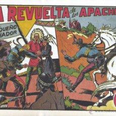 Tebeos: EL PEQUEÑO LUCHADOR Nº35. DIBUJOS DE MANUEL GAGO, AUTOR DE EL GUERRERO DEL ANTIFAZ, PURK. REEDICIÓN. Lote 54680302